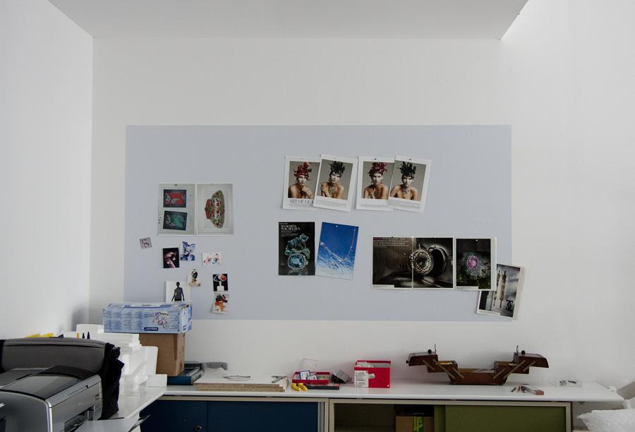 Selbstklebende magnetische Whiteboardfolie Tafelfolie für Kreidestifte_200x120 weiß