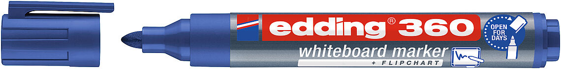 Whiteboardmarker EDDING® 360 - Blau -